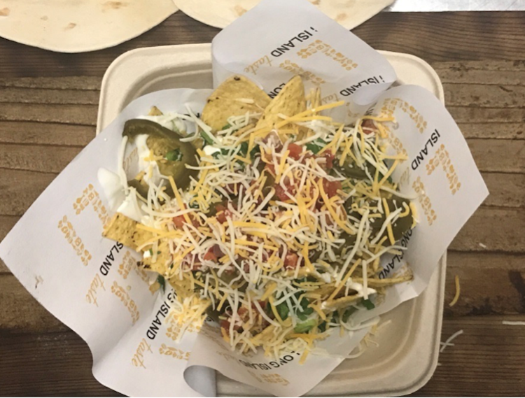 Cabo Loaded Nachos