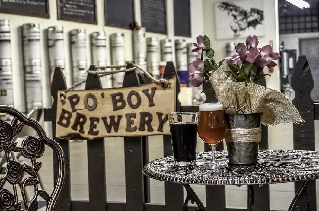 po boys brewery