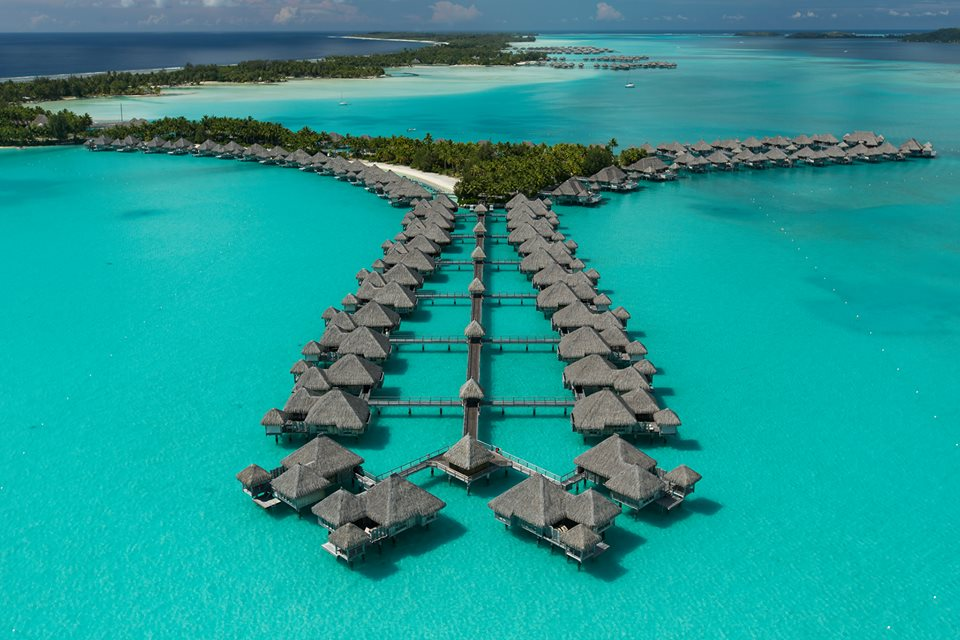 image: facebook.com/The St Regis Bora Bora Resort