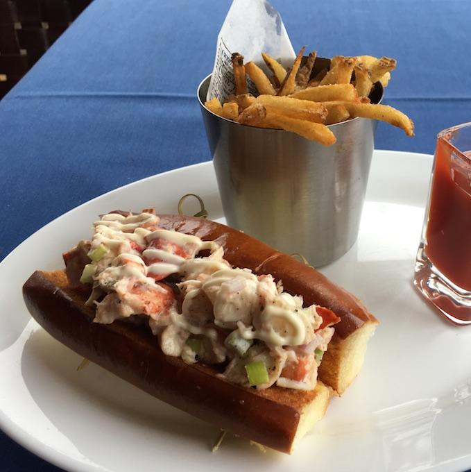 instagram lobster roll taste of summer