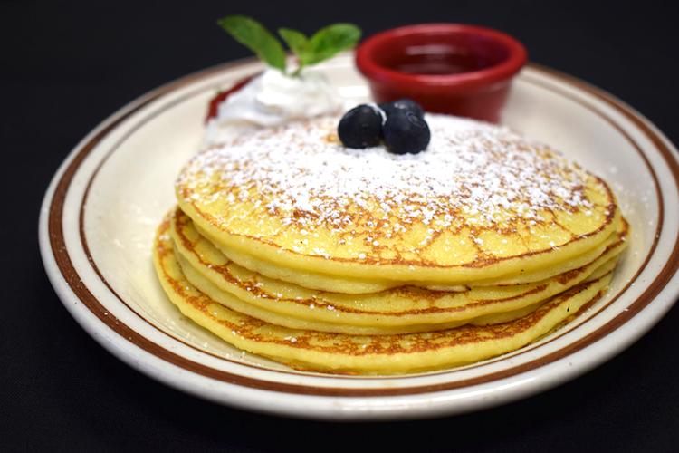 Mesita Cornmeal Pancakes