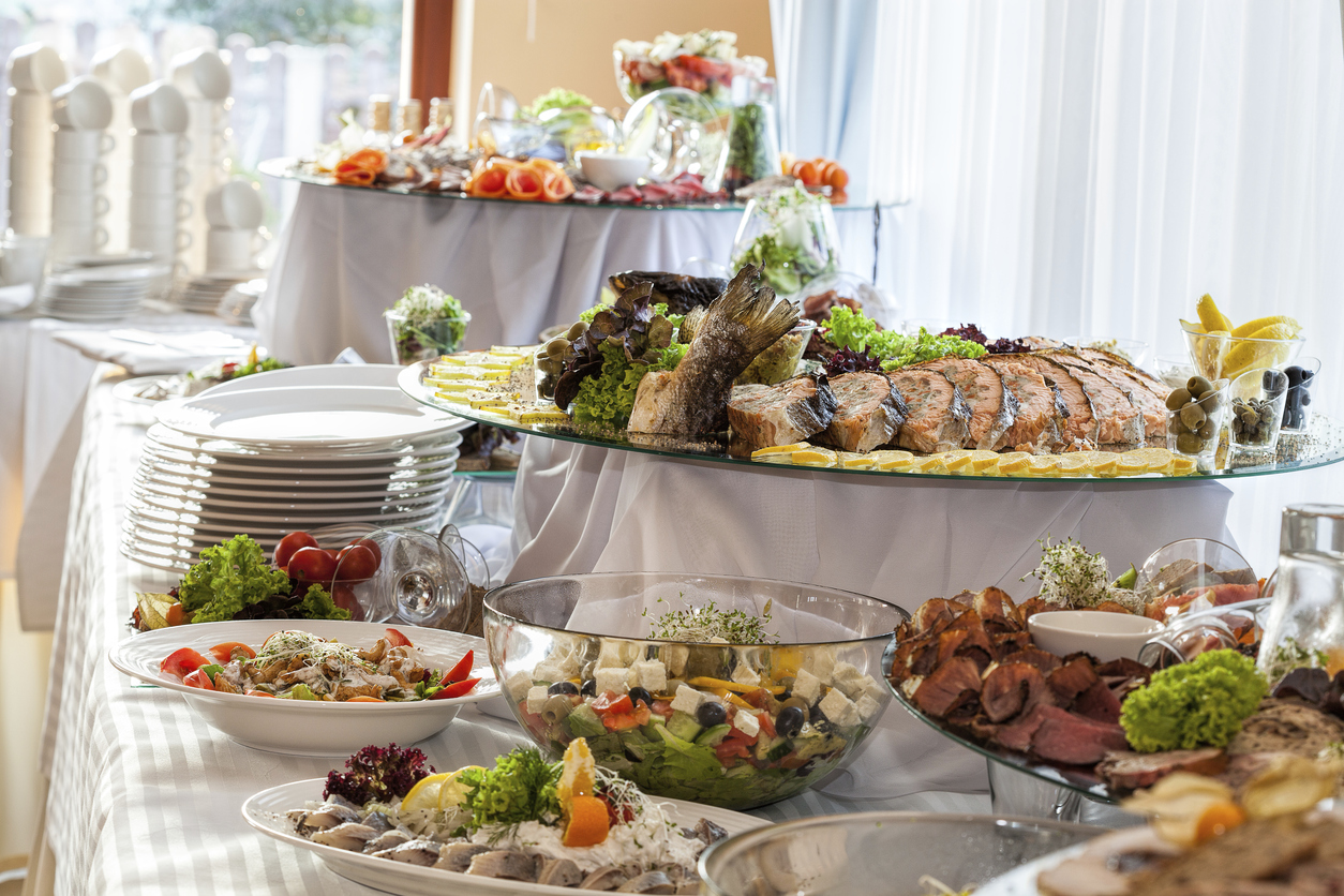 Bridal Shower Catering Long Island