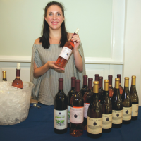 Nina Gardella from Borghese Vineyards