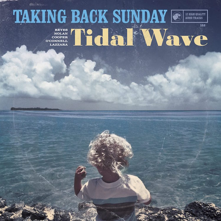 Taking Back Sunday Tidal Wave Cover