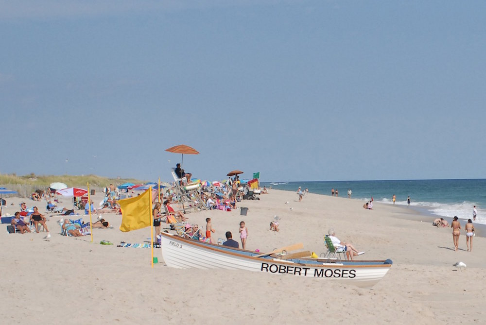 Robert Moses State Park, Long Island