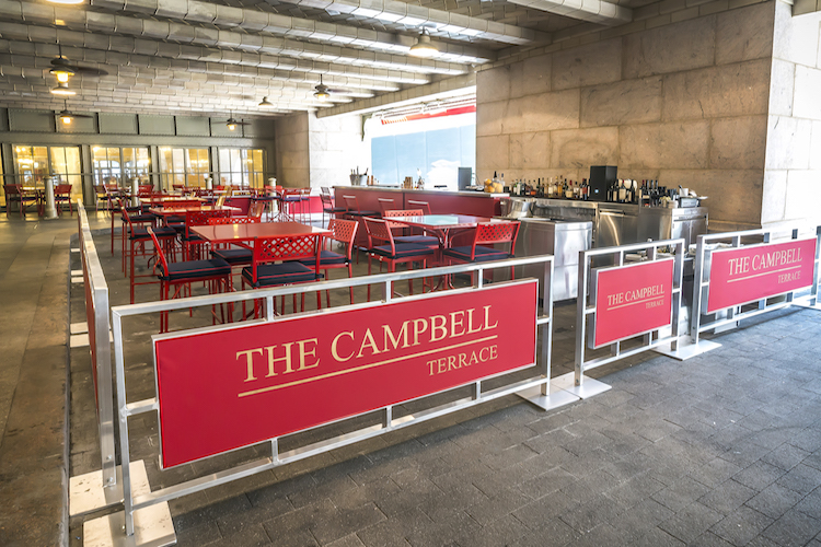 The Campbell Terrace