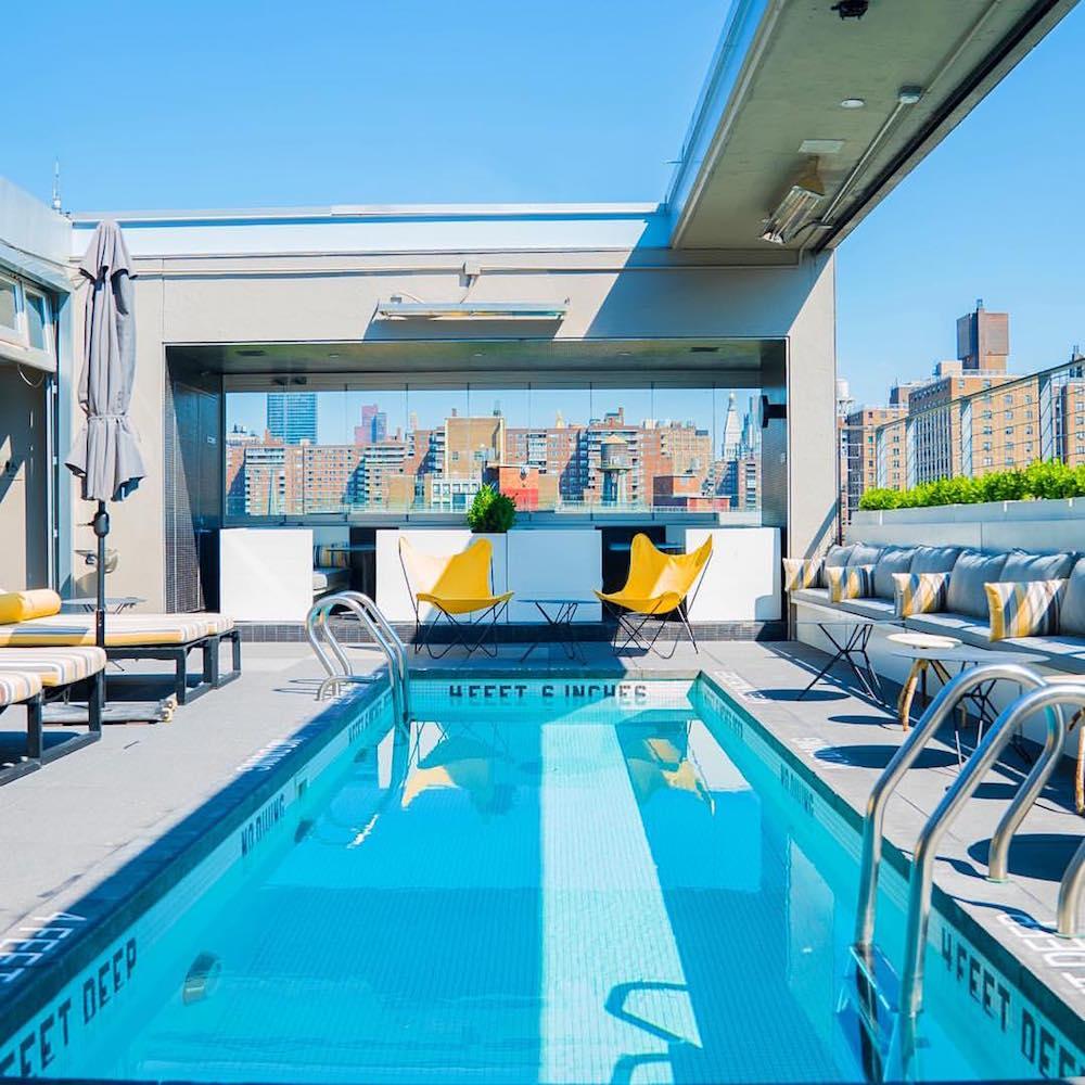 Hotel Americano: Chelsea, New York