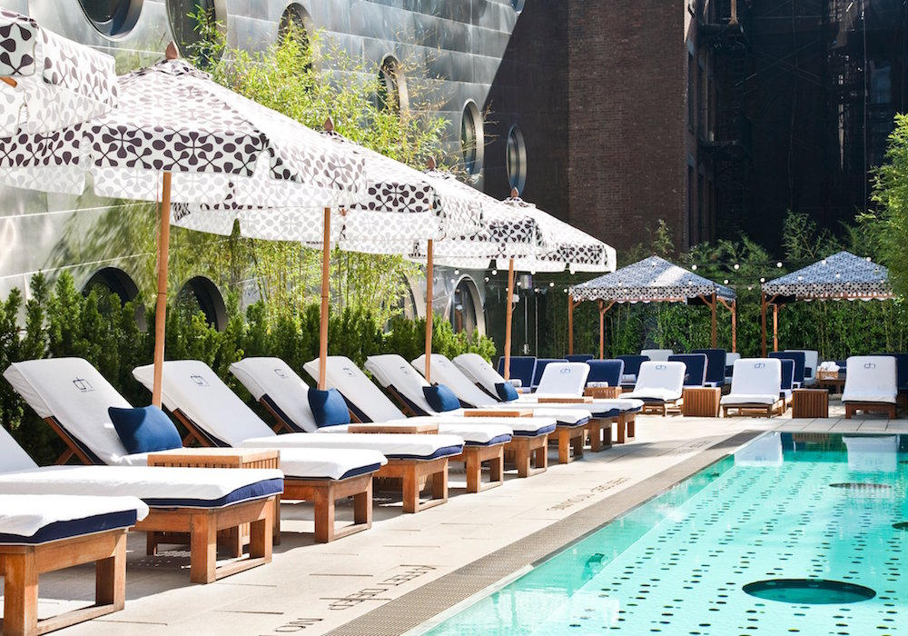 Dive Into New York Pools With A Day Pass