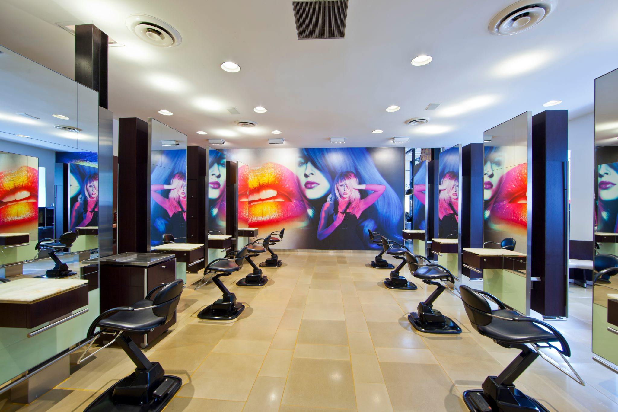 NuBest Is More Like A Wellness Center Than A Salon And Spa. Located In The  Iconic Americana Manhasset Mall, This Multi Level, 20,000 Foot Space Offers  ...