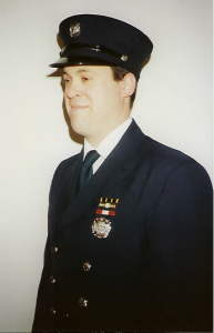 Glenn JFD dress uniform 1992