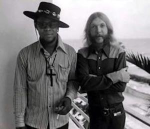 Jaimoe and Duane Allman