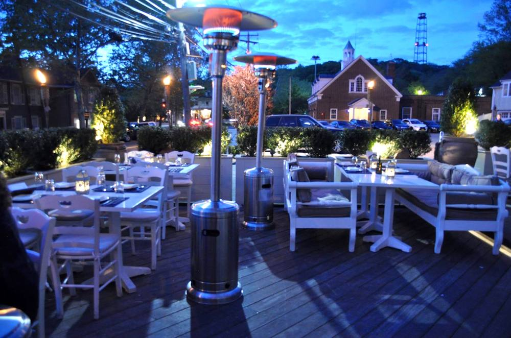 5 Long Island Restaurants With Heated Patios Long Island Pulse