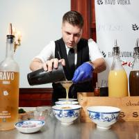 Thomas Crawford from The Brixton, The Cocktail Rumble finalist