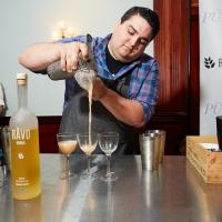 Doug Brickell from Cork & Kerry, The Cocktail Rumble Finalist