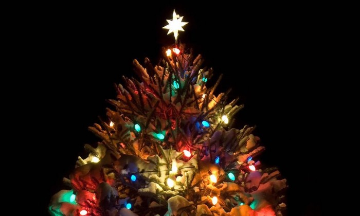 Long Island Christmas Tree And Menorah Lighting Guide 2017