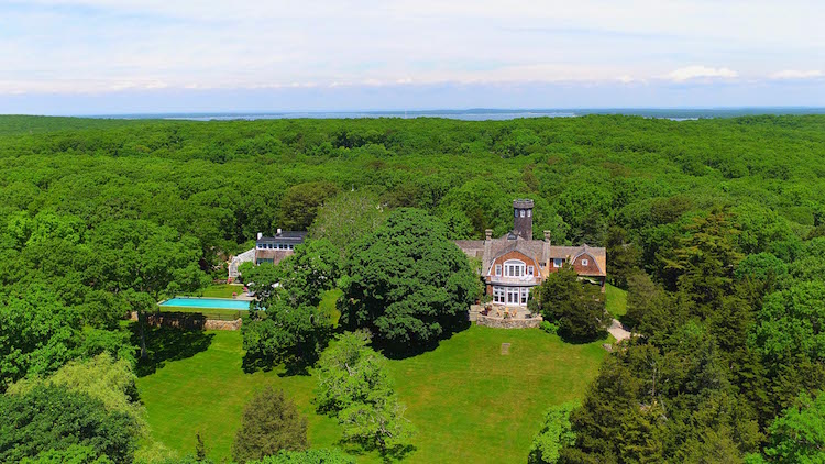 Christie Brinkley's Bridgehampton Compound