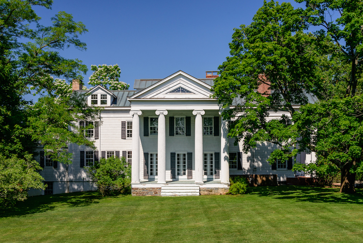 Christie Brinkley's North Haven Estate