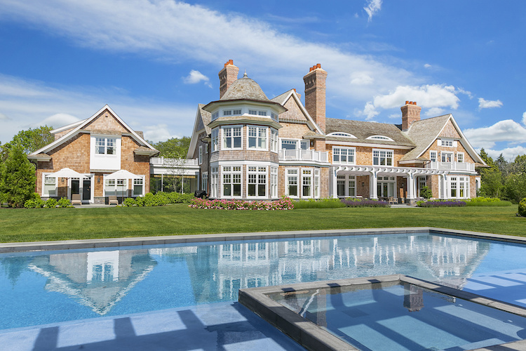 Anthony Sbarro's Custom Southampton Home