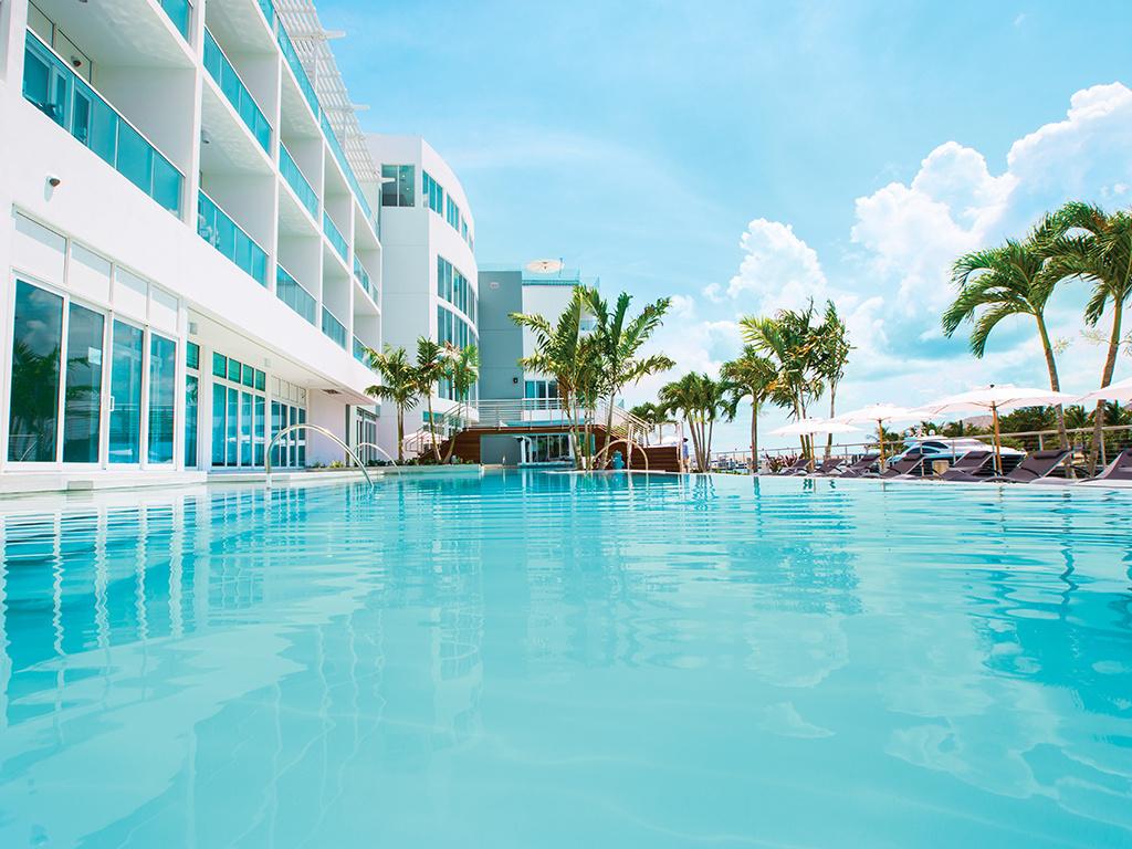 Resorts World Bimini River Pool