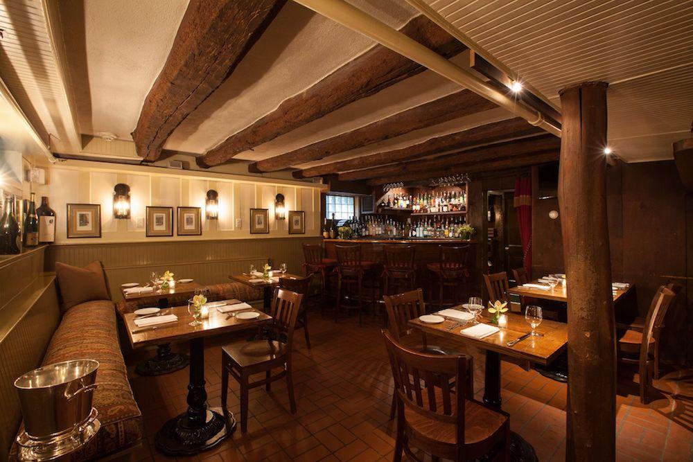 The 1770 House Restaurant