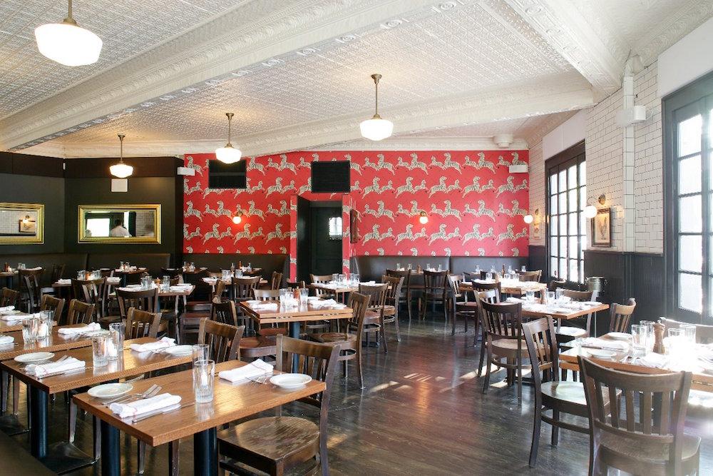 Almond Restaurant & Bar