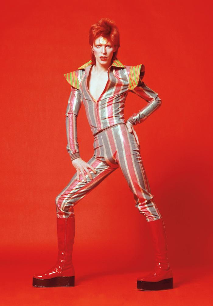 David Bowie, 1973 Masayoshi Sukita