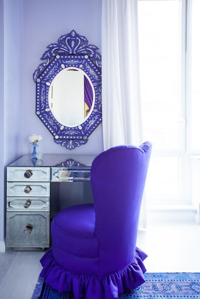 ultraviolet room