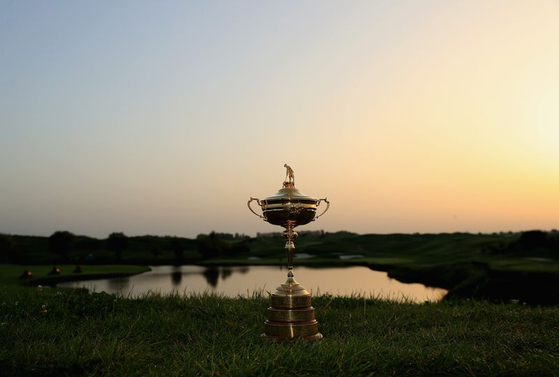 Ryder Cup 2018 Year to Go Captains Activity
