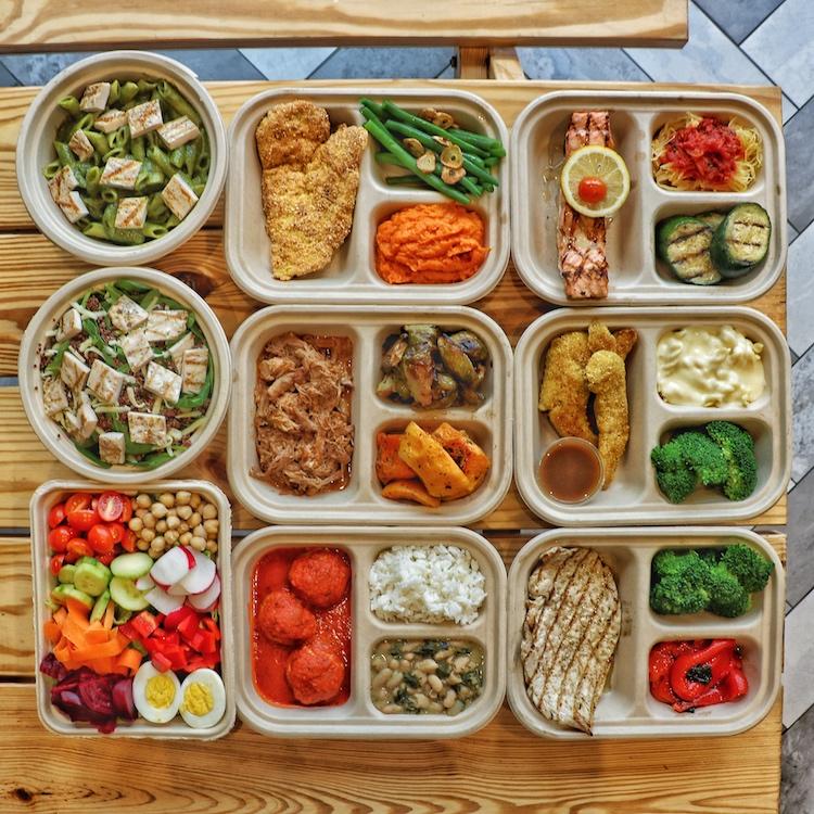 full house organic kitchen