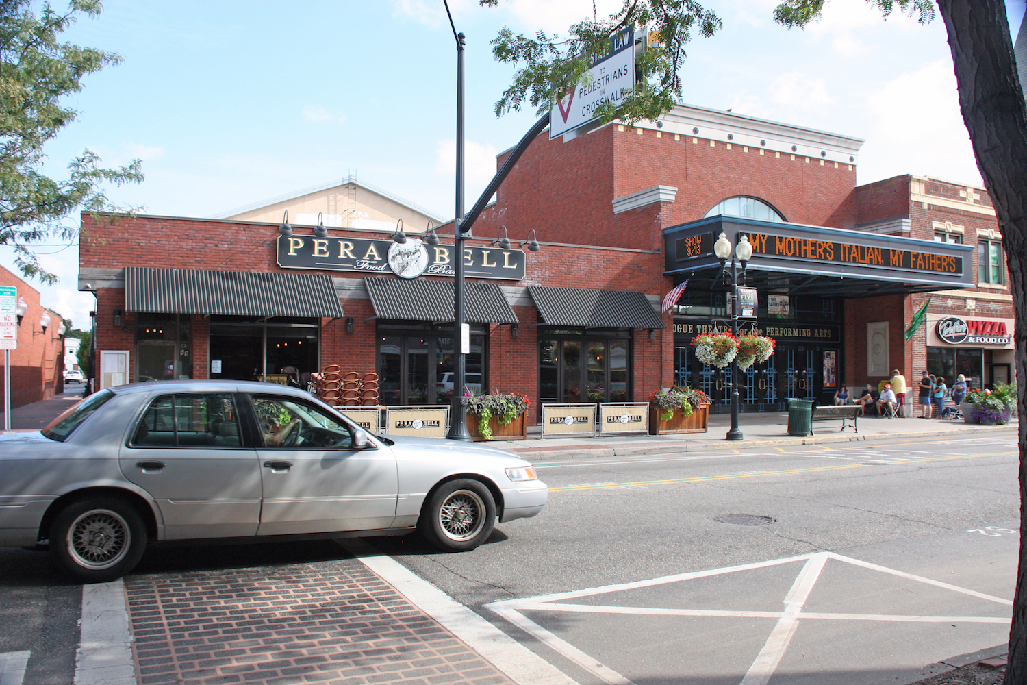 Pera Bell Restaurant and Patchogue Theater