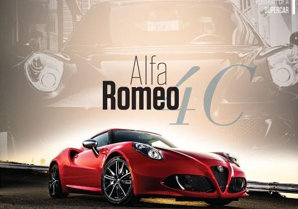 Portrait Of A Supercar Alfa Romeo 4c Long Island Pulse Magazine