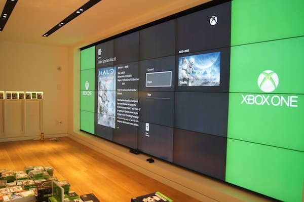 xbox one living room photos inside roosevelt field s new microsoft retail 13085