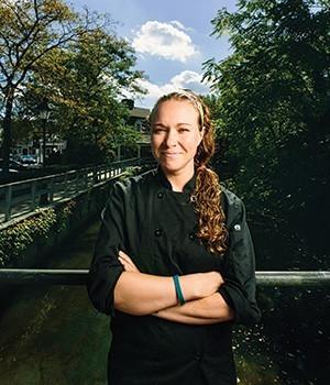 Heather West Hells Kitchen