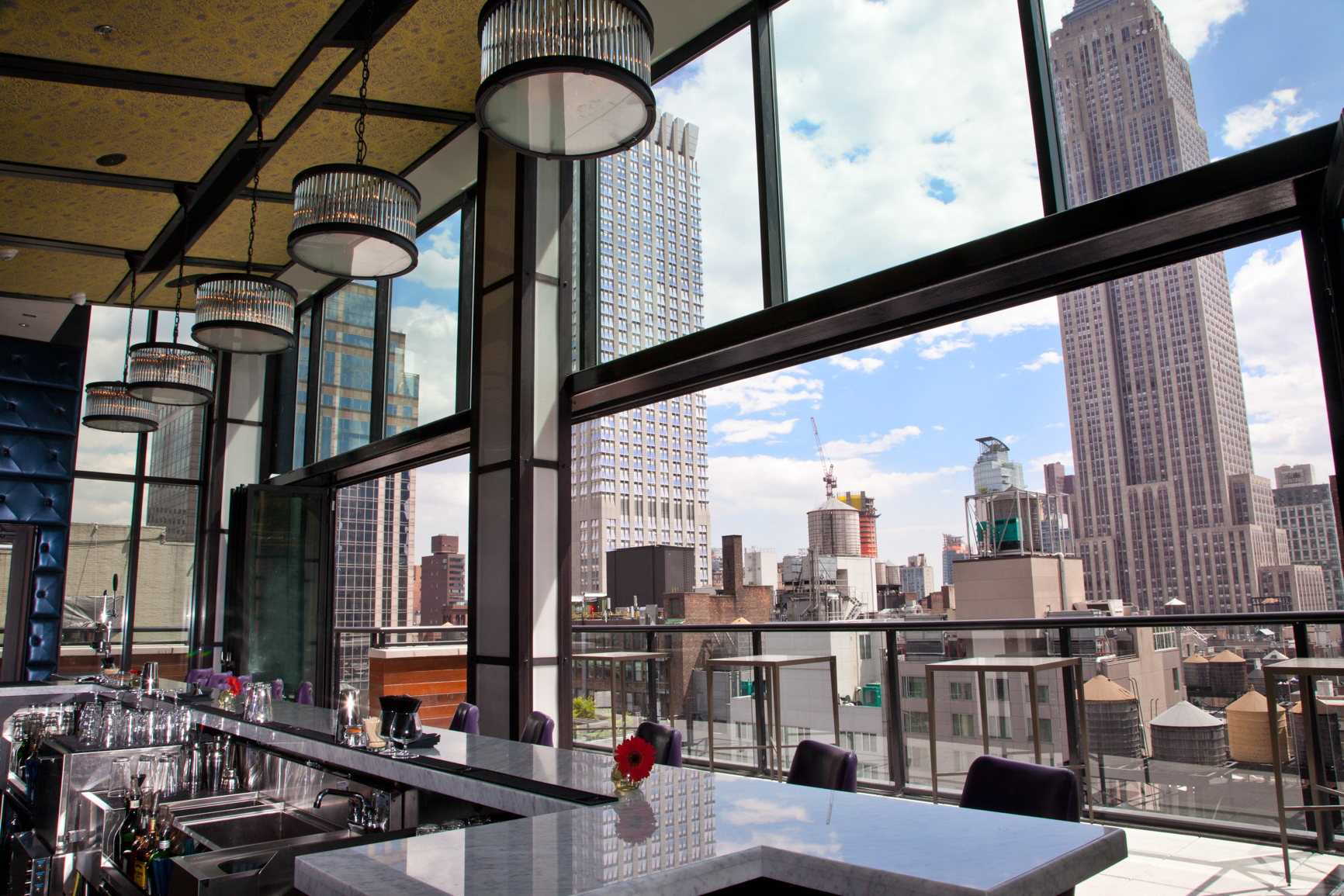 The 2016 Ultimate Guide to NYC Rooftop Bars | Long Island ...