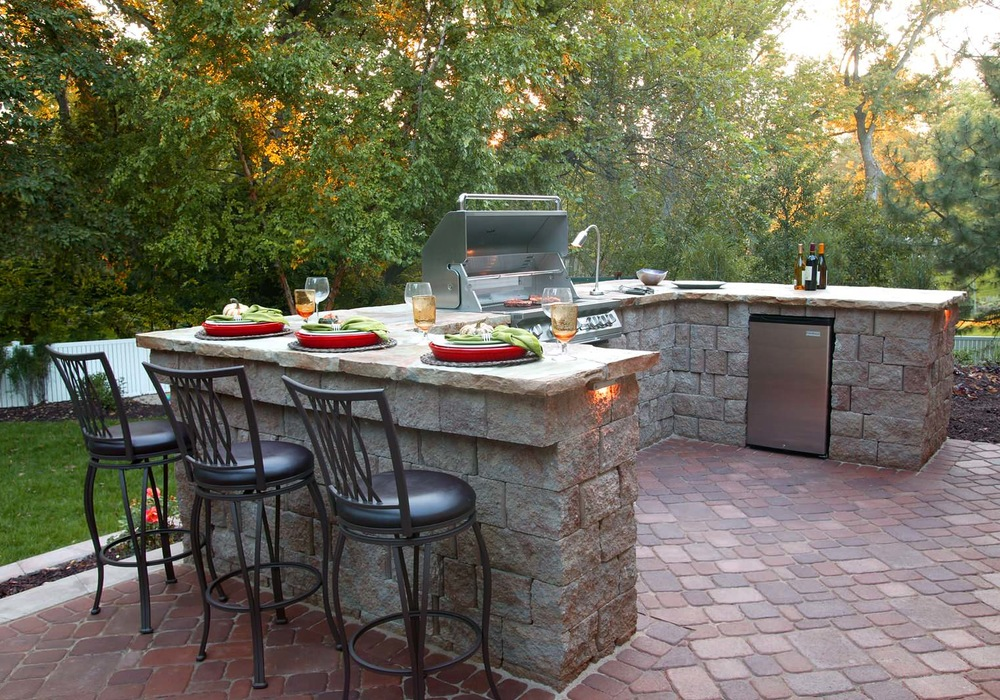 13 Upgrades to Make Over Your Outdoor Grill Area on Exterior Grill Design id=25858