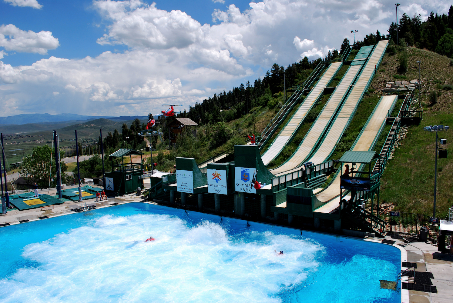 US Vacation Spots With Olympic Spirit
