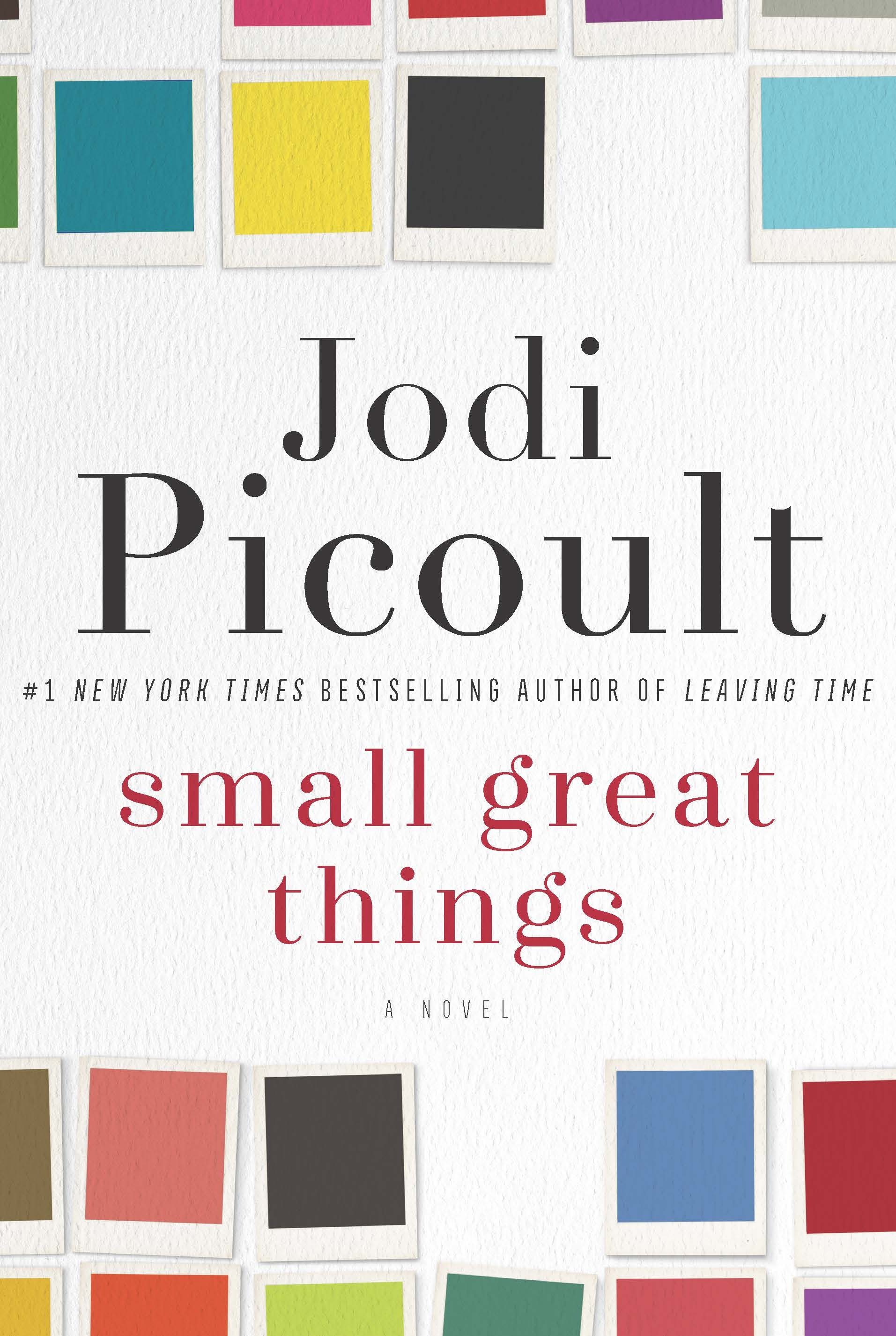 """Book Review: """"Small Great Things"""" 