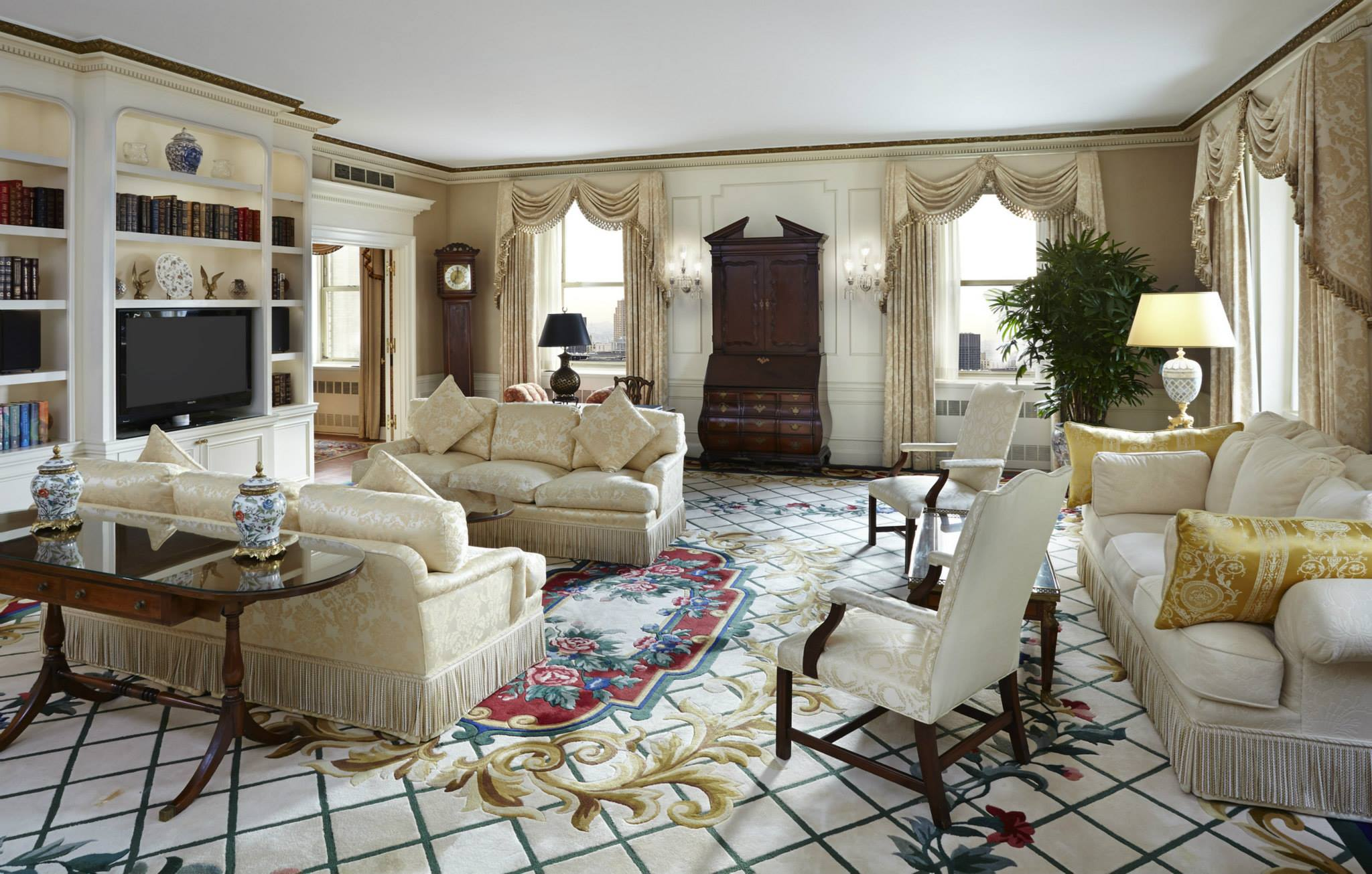 5 Top Notch Presidential Suites In Nyc