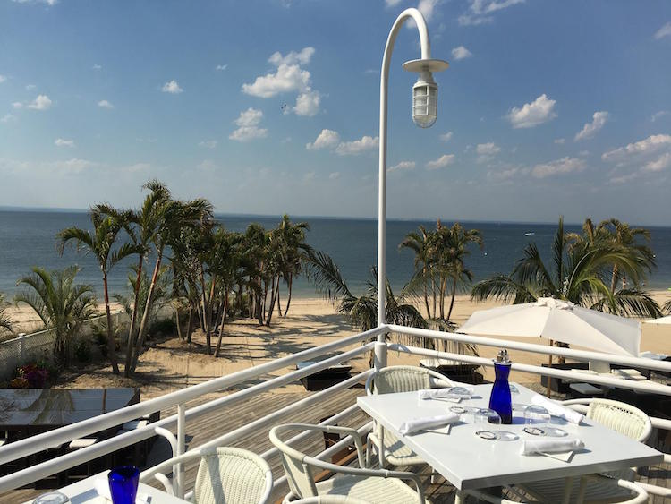 Long Island Outdoor Restaurants That Feel Like A Tropical Escape