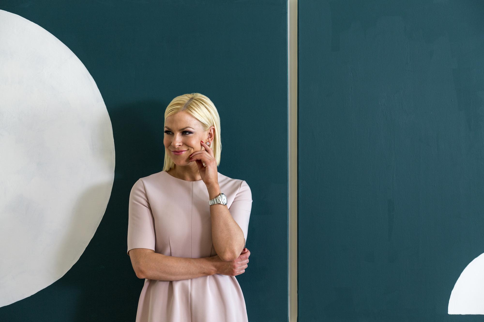 Celebrity Interior Designer Shares July 4 Décor Tips | Long