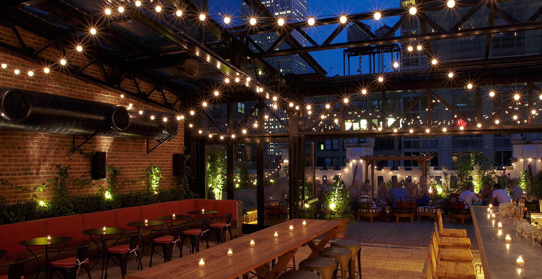 Heated NYC Rooftop Bars Perfect for Winter | Long Island ...