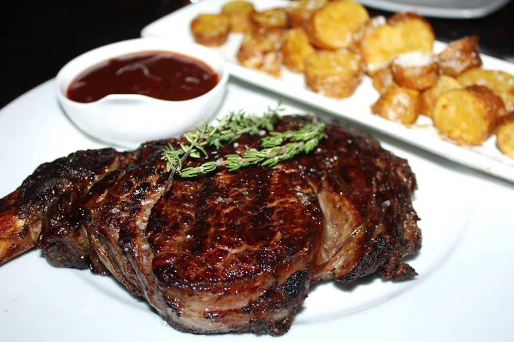 Revel Garden City Restaurant Week Menu
